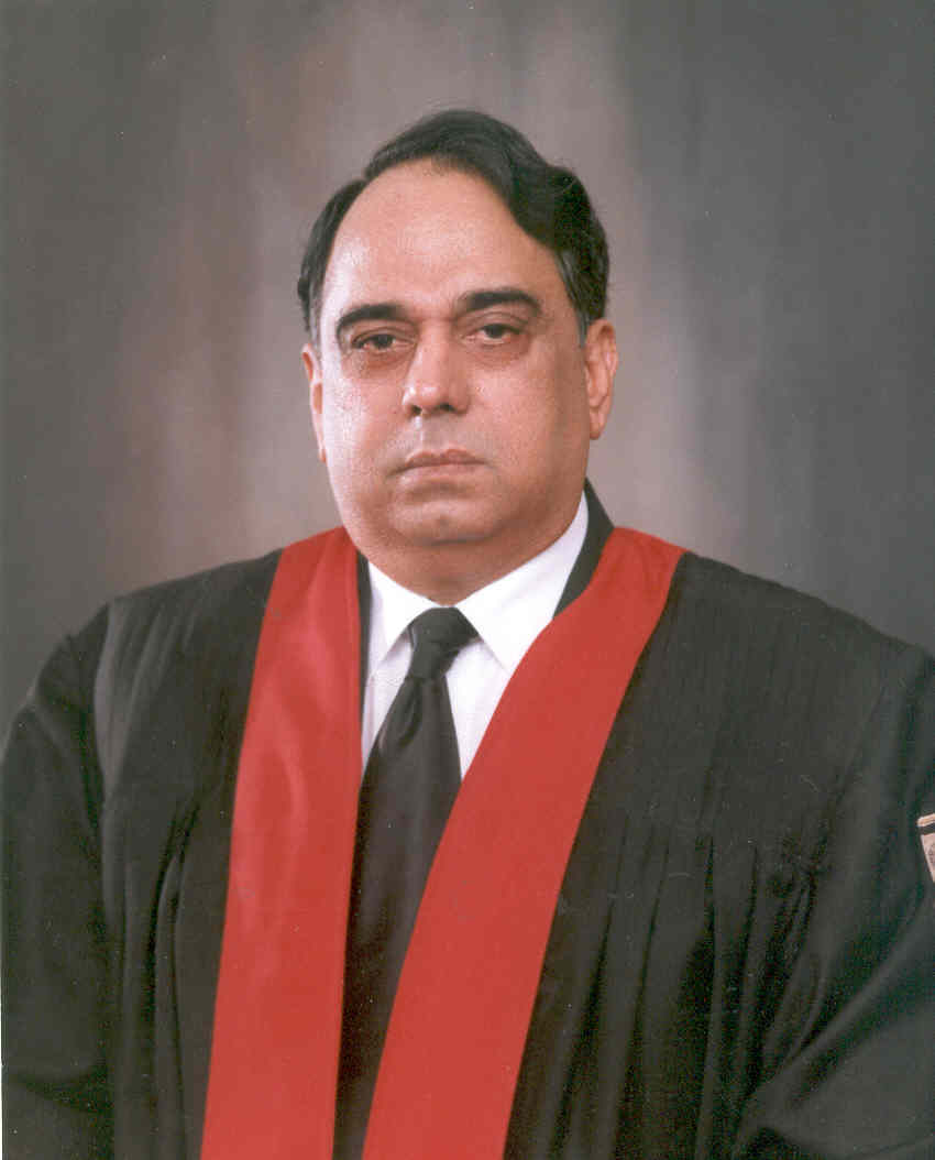 Mr Justice Iftikhar Hussain Chaudhry Was Born In 1946 A Renowned Family Having Long History Of Public Service Jhelum Punjab